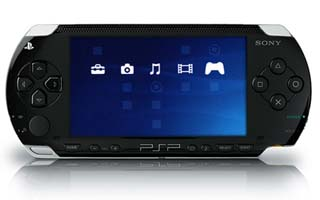 Marketing image for the Sony PSP.